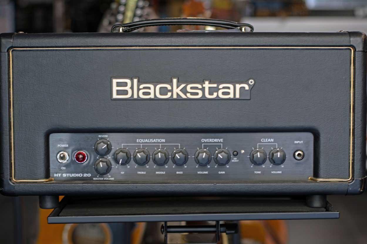 BLACKSTAR HT Studio 20 Testata Valvolare