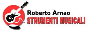 logo arnao strumenti musicali