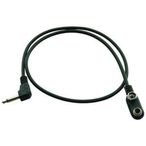 Cavetto minijack/clip batteria 9/12V 07099992
