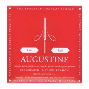 Muta Augustine Red Label Medium Tension Argentata AU530022