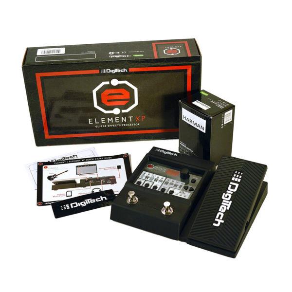 Processore Multieffetti per chitarra Digitech Element XP