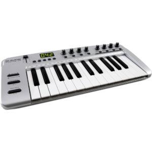 Tastiera M-Audio Keyrig 25 midi controller