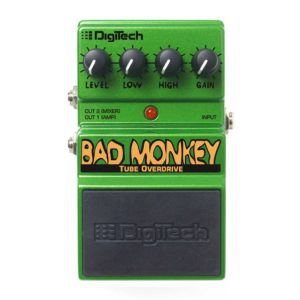 bad monkey tube overdrive