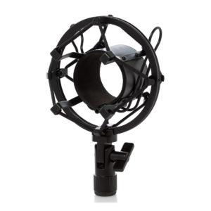 Supporto professionale antivibrazione per microfono h8a