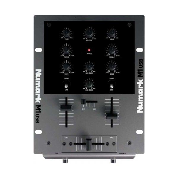 MIXER 2 CANALI USB PER DJ m1usb