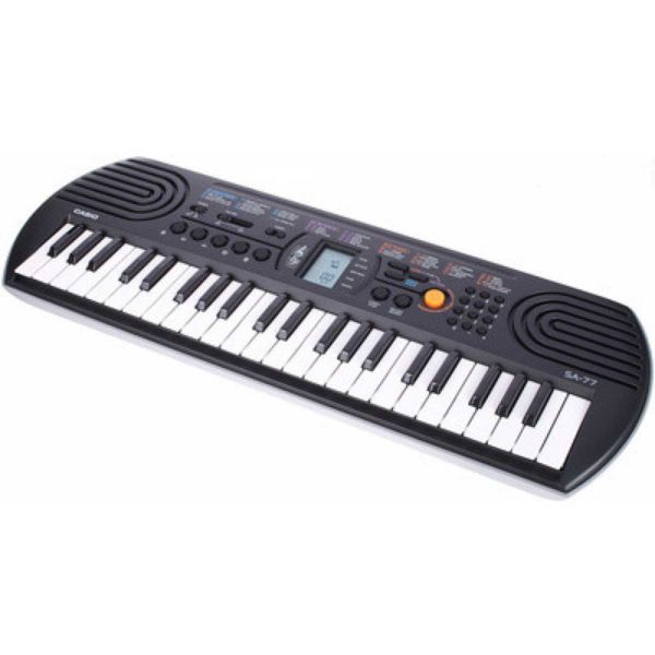 Casio SA-77AH7 Mini Tastiera a 44 tasti