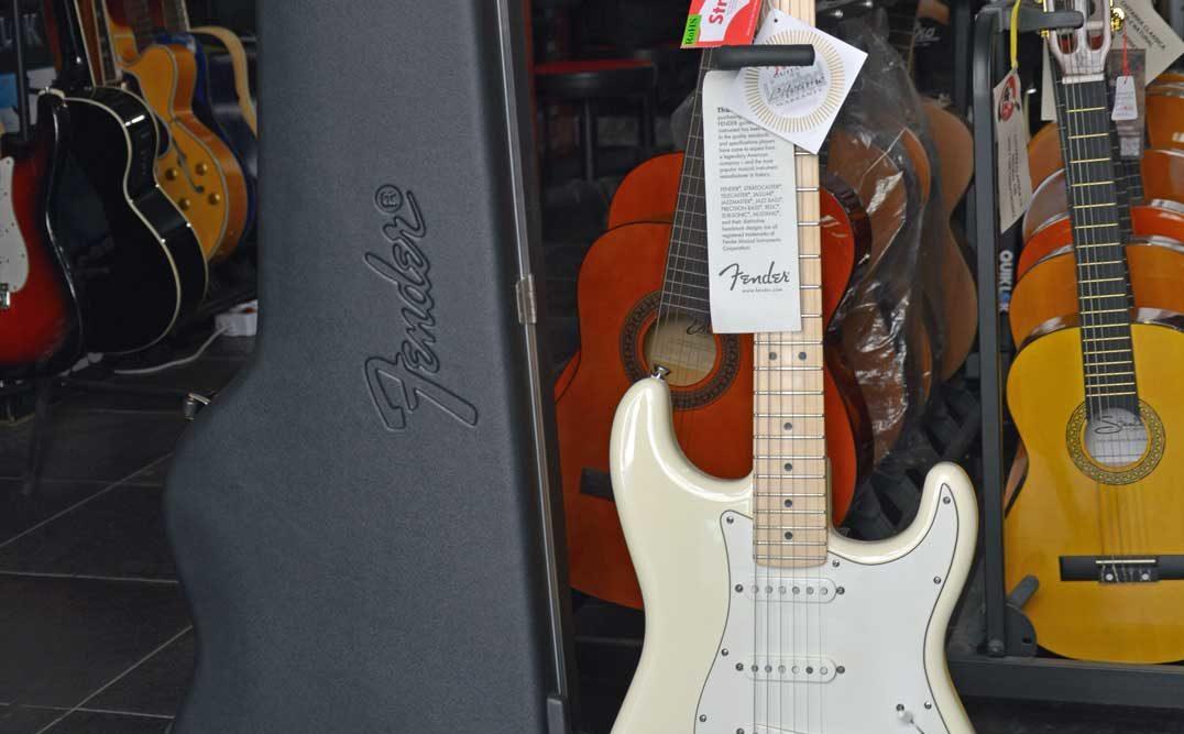 Fender stratocaster usata