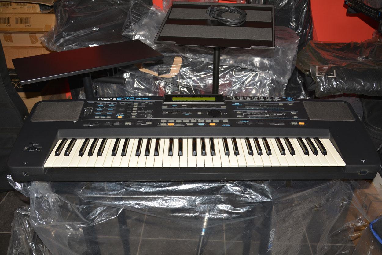 Tastiera Roland E 70 61 tasti (Venduta)