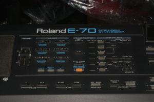 roland-e70 usato