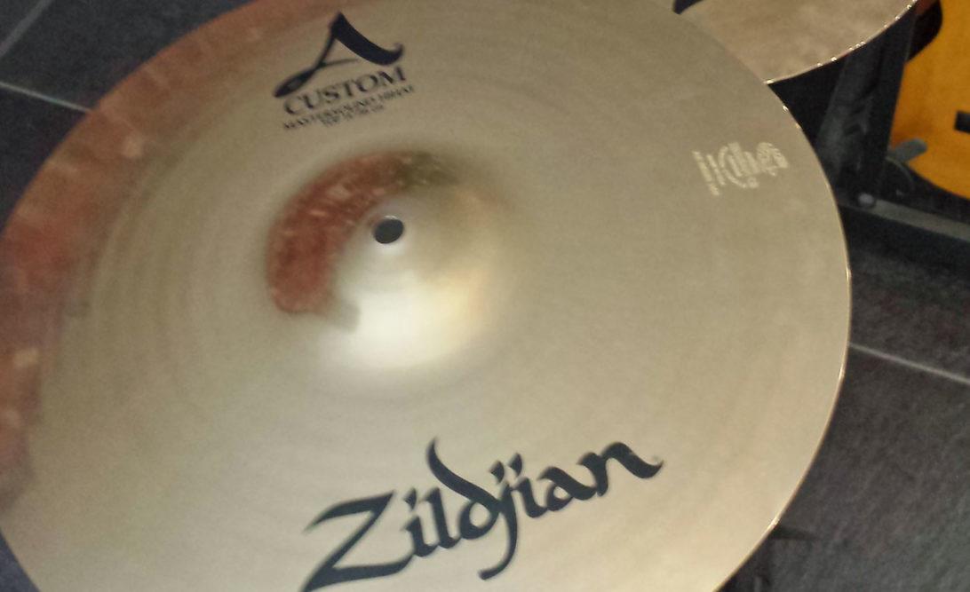 Vendita piatti usati Zildjian