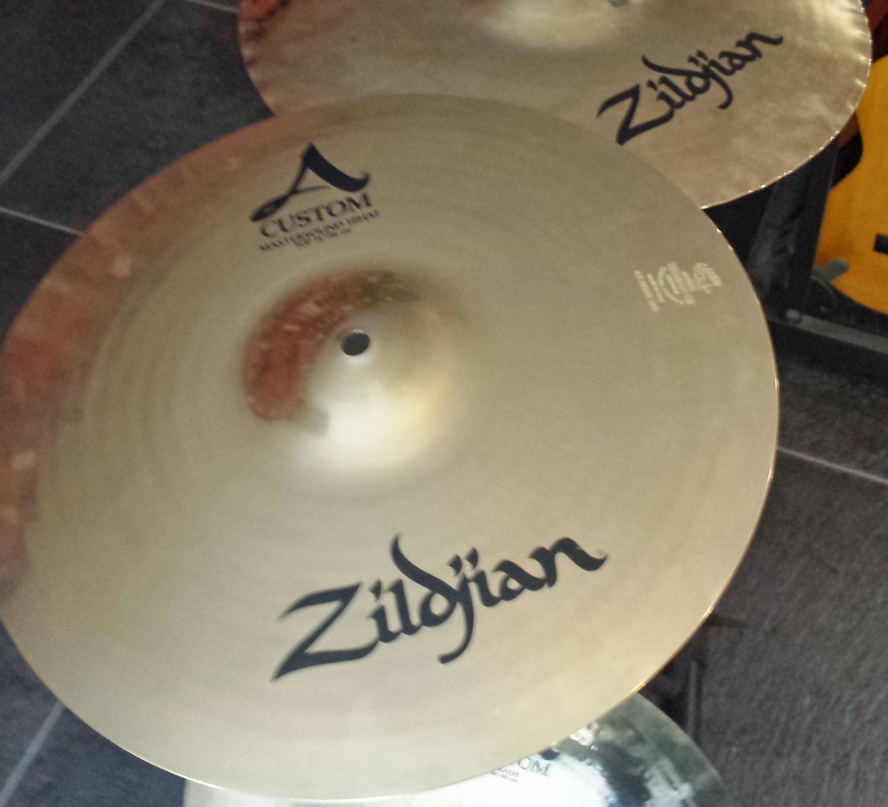 Serie piatti Zildjian (Venduti)