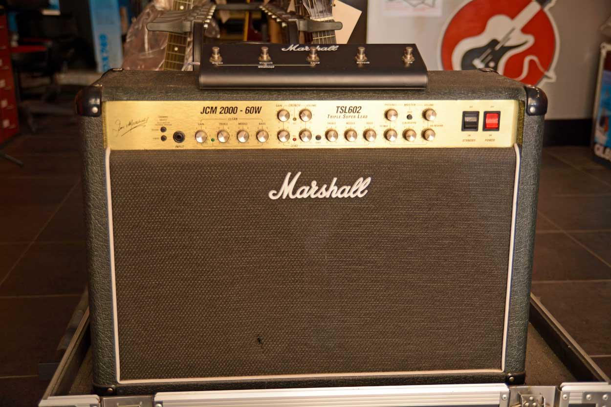 Amplificatore per chitarra Marshall JCM 2000 combo (USATO)