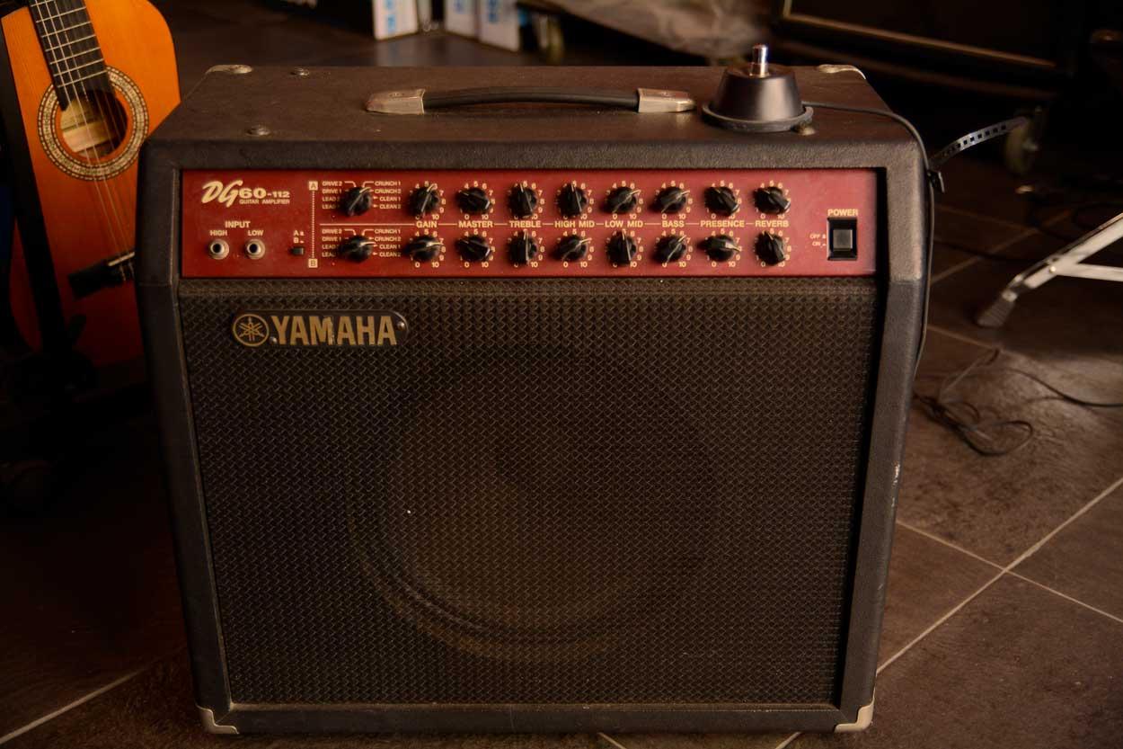 Amplificatore combo Yamaha DG60 (USATO)