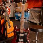 Chitarra elettrica Cimar tipo SG