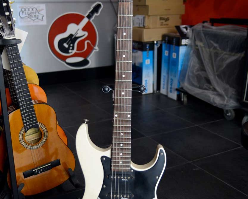 Chitarra elettrica Charvel