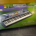 Tastiera Yamaha PSR-260