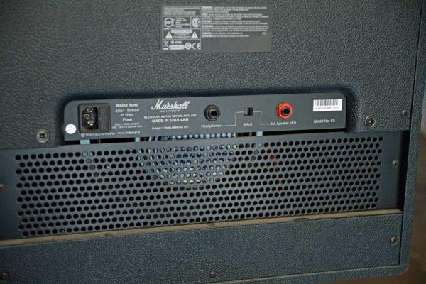 Amplificatore Marshall Class 5 valvolare