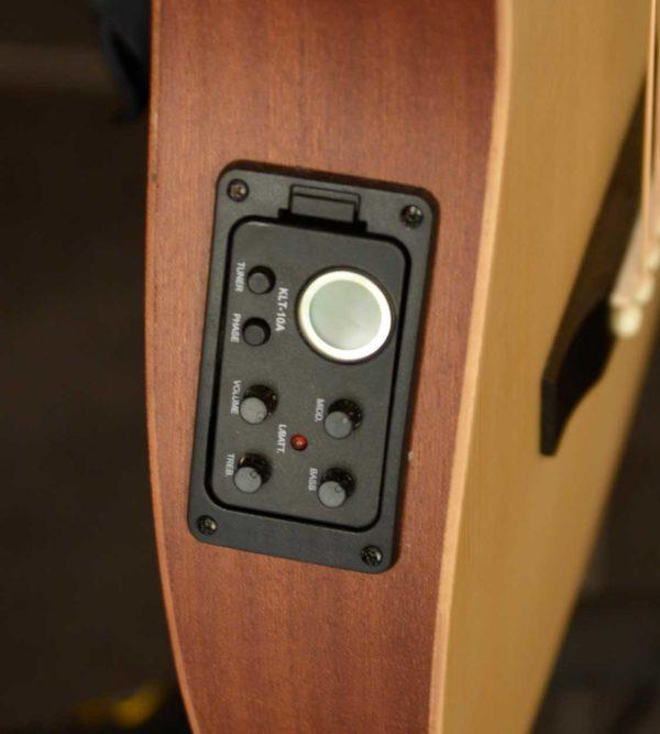 Chitarra acustica travel elettrificata SoundSation