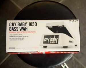 Cry Baby 105Q Bass Wah