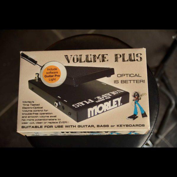 Pedale Volume Plus Morley